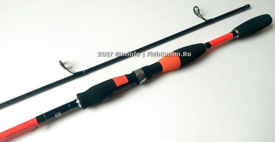 Обзор спиннинга Kosadaka Orange Twiching Point. Отзывы рыбаков о спиннинге Косадака Оранж Твичинг