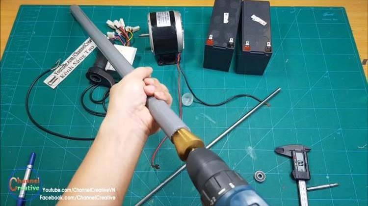 Лодочный электромотор своими руками: можно ли сделать и как правильно?
