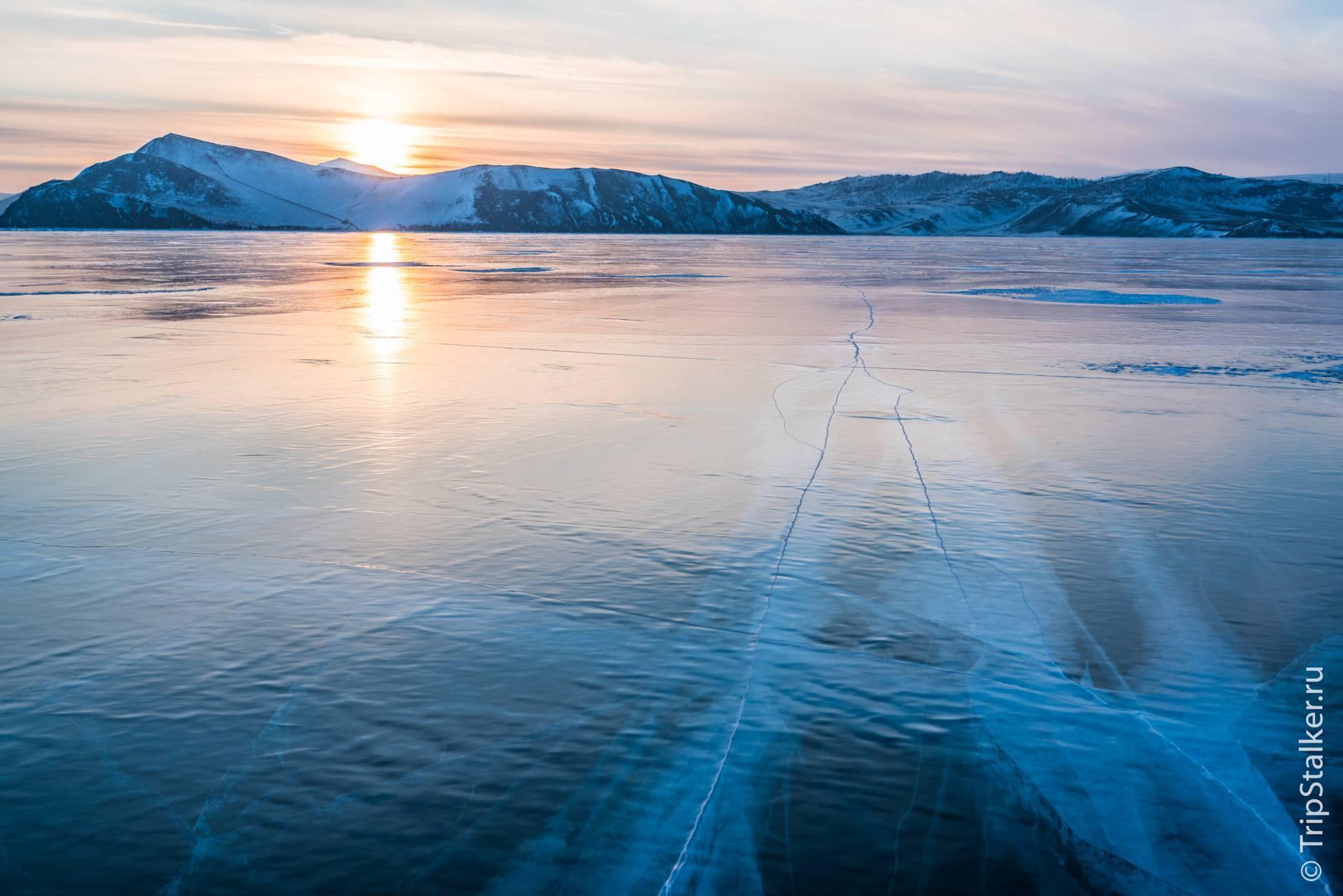 Не на коньках по льду байкала, или о чем молчат отчеты! — risk.ru