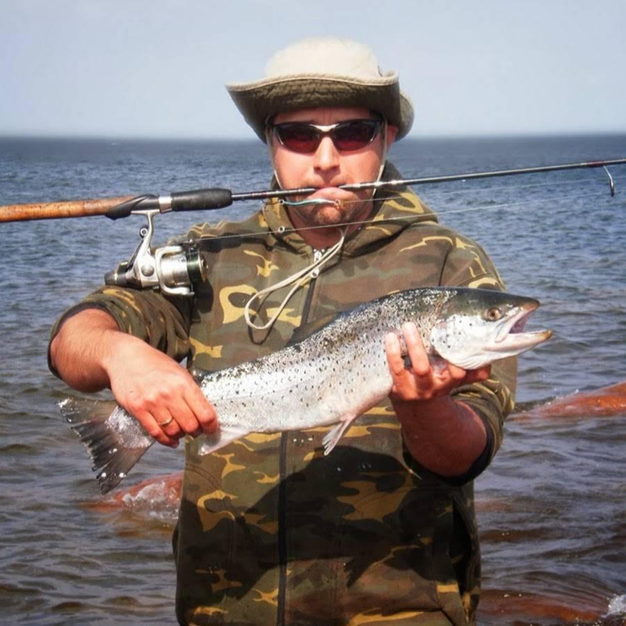 Рыбалка на сенеже