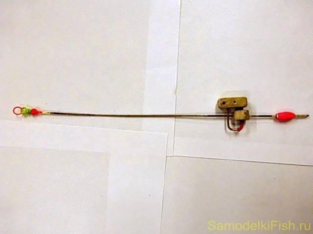 Кивок щербакова с сигнализатором: обзор, отзывы, делаем своими руками по инструкциям
