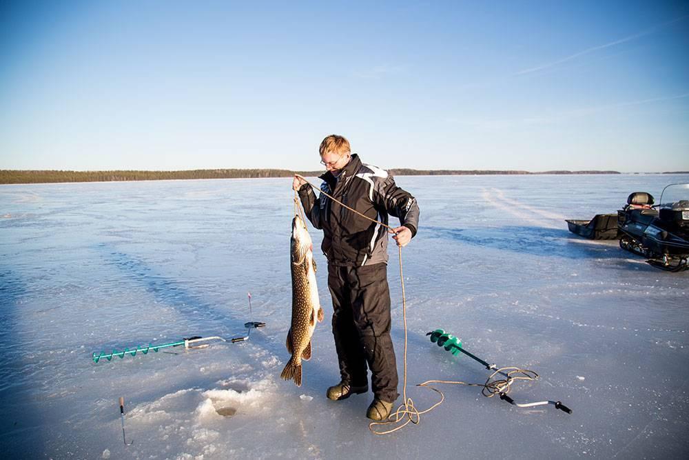 Рыбалка в уфе