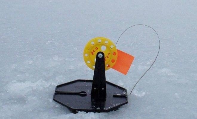 Щука на жерлицы: ловля зимой по первому и последнему льду - как правильно ставить и схема оснастки