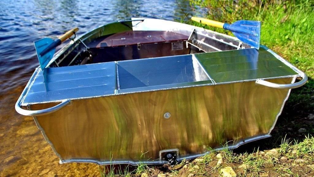 Обзор пластиковых лодок под мотор