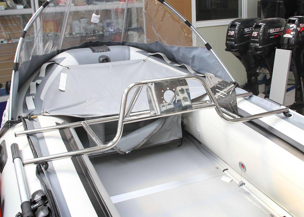 Идеальная лодка для кругосветки