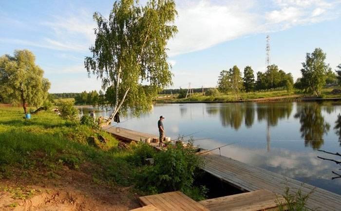 Платная рыбалка в лыткино — цены и услуги