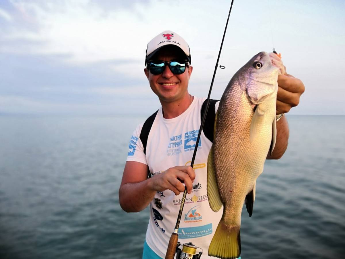 Апсны. рыбалка в стране души. часть 2 - спортивное рыболовство