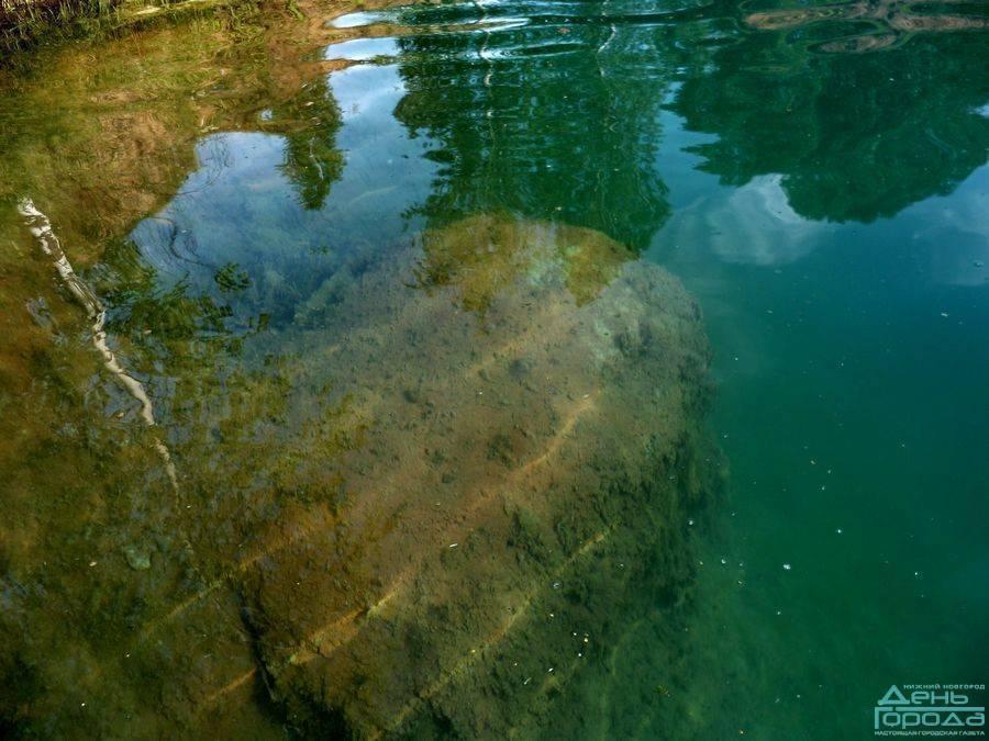 Самые красивые озера нижегородской области | команда кочующие