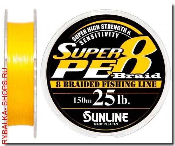 Лески и плетёнки от sunline – характеристики топовой продукции
