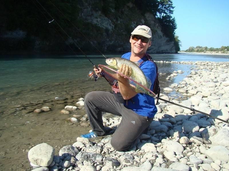 Причина запрета для купания в изумрудных водах озера рица, расположенного в абхазии