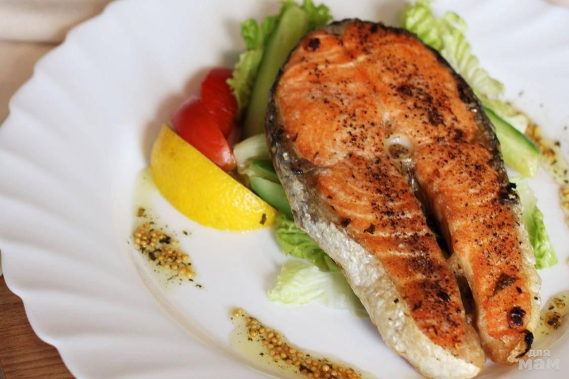 Лосось: калорийность на 100 грамм, польза и вред для организма, противопоказания к употреблению
