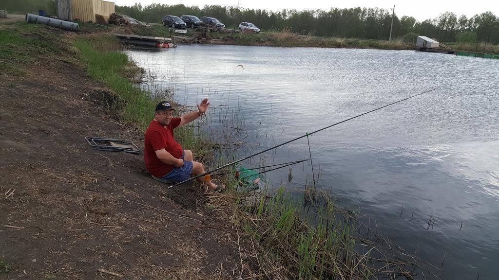 Рыбалка в набережных челнах, лучше водоемы для ловли (в вишневке, первомайке)
