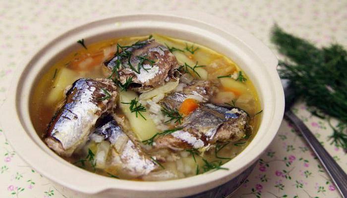 Как сварить суп из скумбрии — 5 рецептов из свежемороженой рыбы