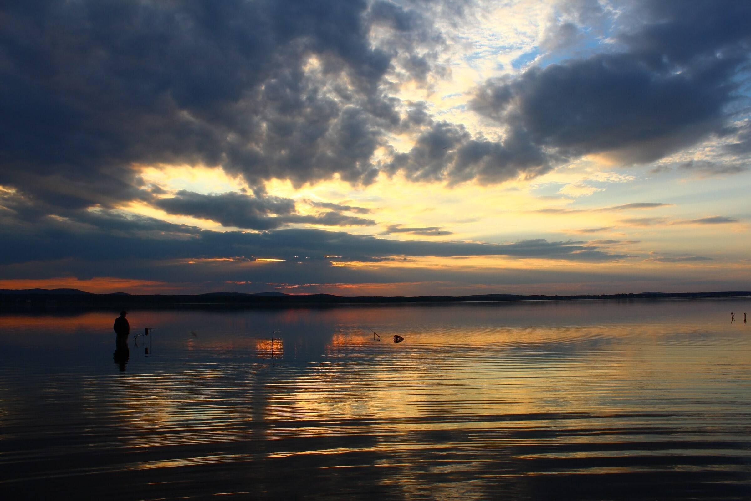 Озера челябинской области для рыбалки