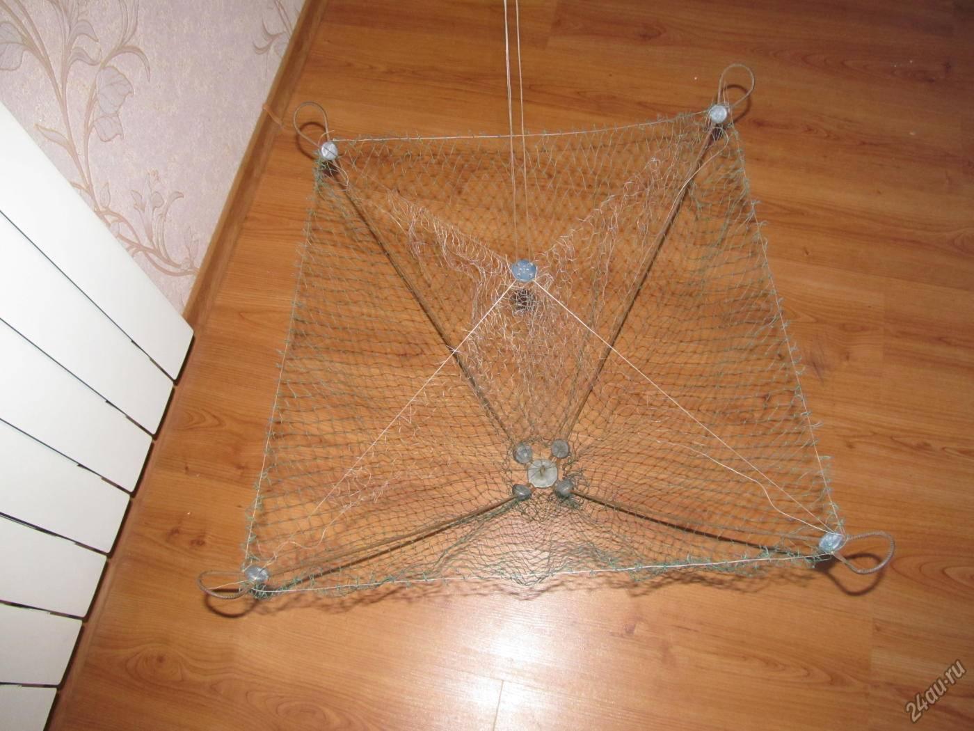Как сплести паук для рыбалки своими руками в домашних условиях видео