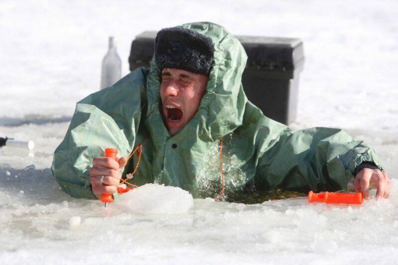 Прикормка и ловля карася по последнему льду - самоделки для рыбалки своими руками