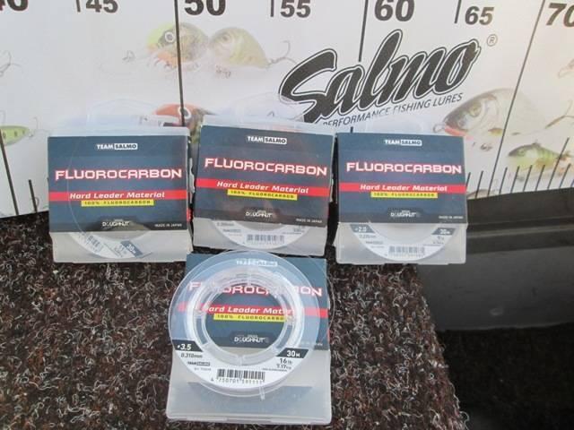 Как выбрать флюрокарбоновую леску для поводков, узлы для завязки поводков из флюрокарбона