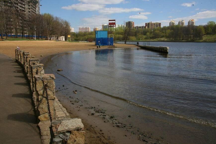 Пироговское водохранилище — место для рыбака