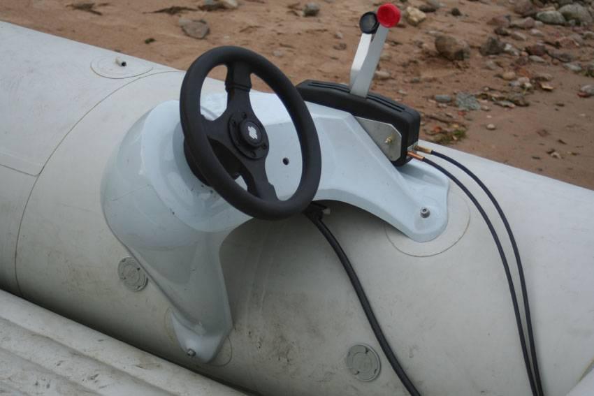 Обзор моделей рулевых консолей для лодок пвх, инструкция по самостоятельному изготовлению