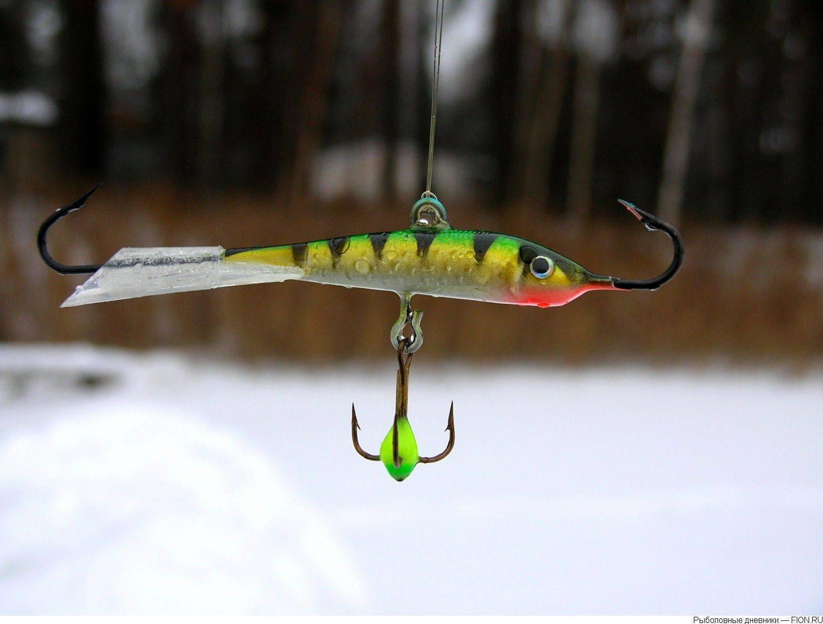 Как ловить окуня на балансир зимой: техника и тактика ловли, обзор самых уловистых приманок