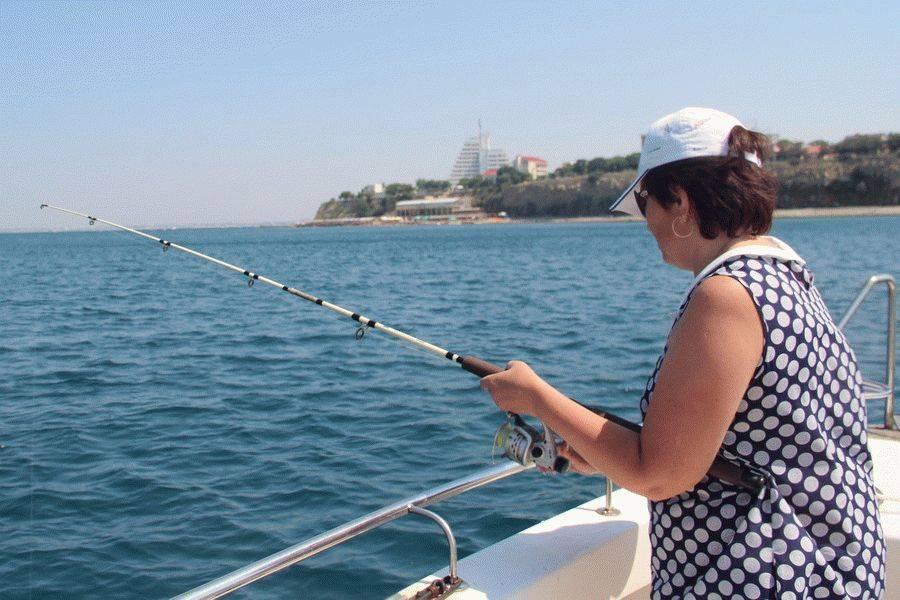 Рыбалка в сочинских реках
