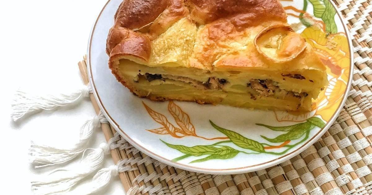 Пирог в мультиварке - рецепты