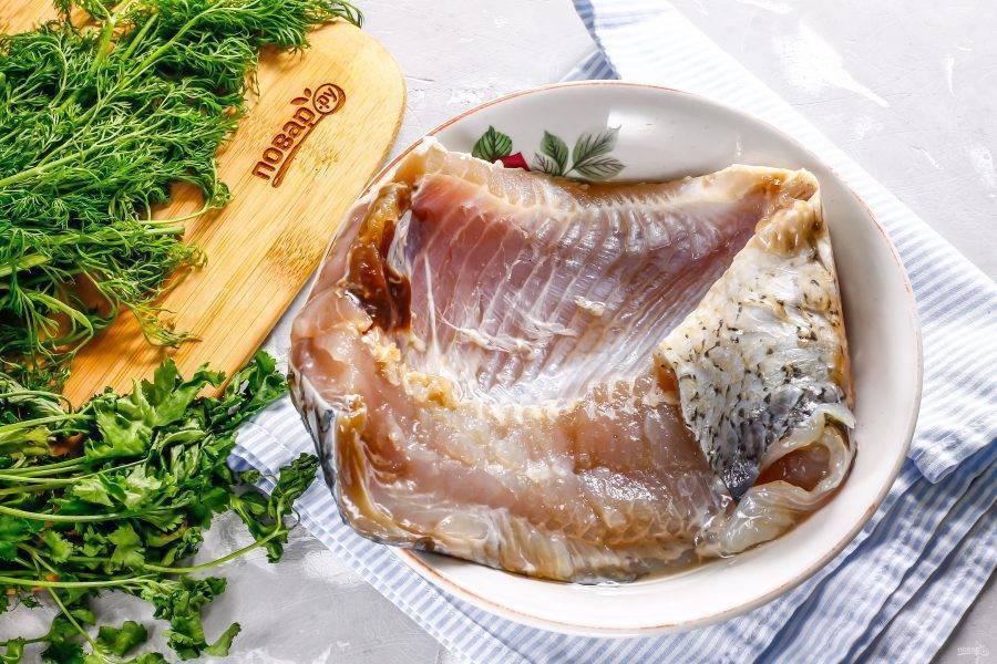 Как замариновать рыбу в уксусе: 6 пошаговых рецептов с фото и видео