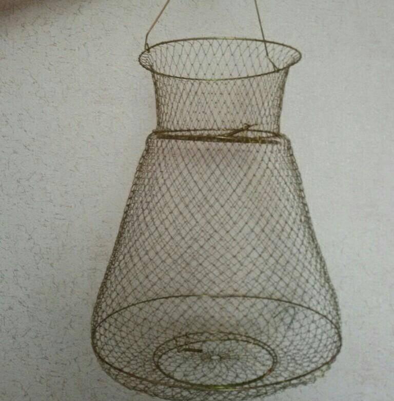 Садок для рыбы своими руками - как сделать в домашних условиях