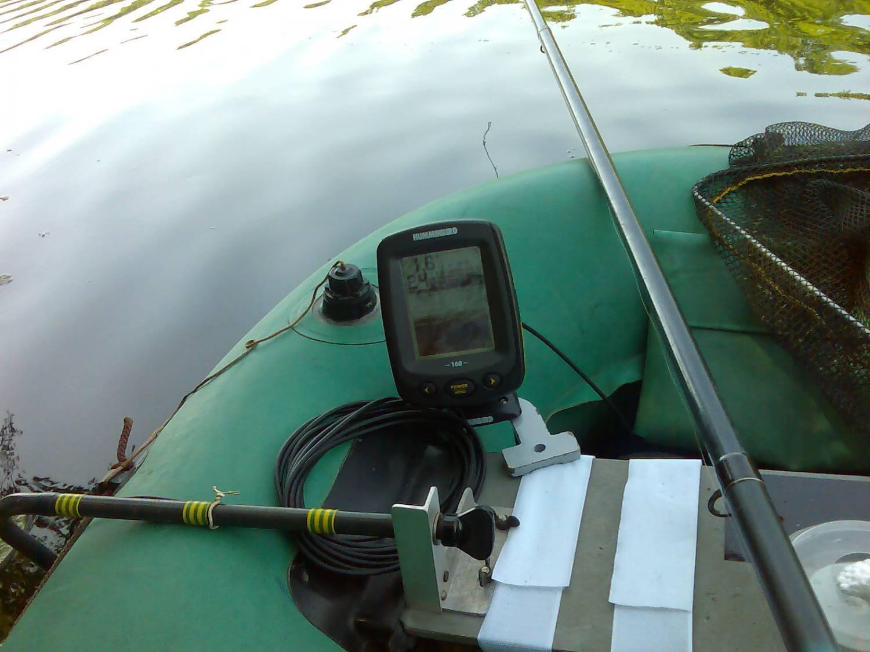Эхолоты для пвх лодок установка