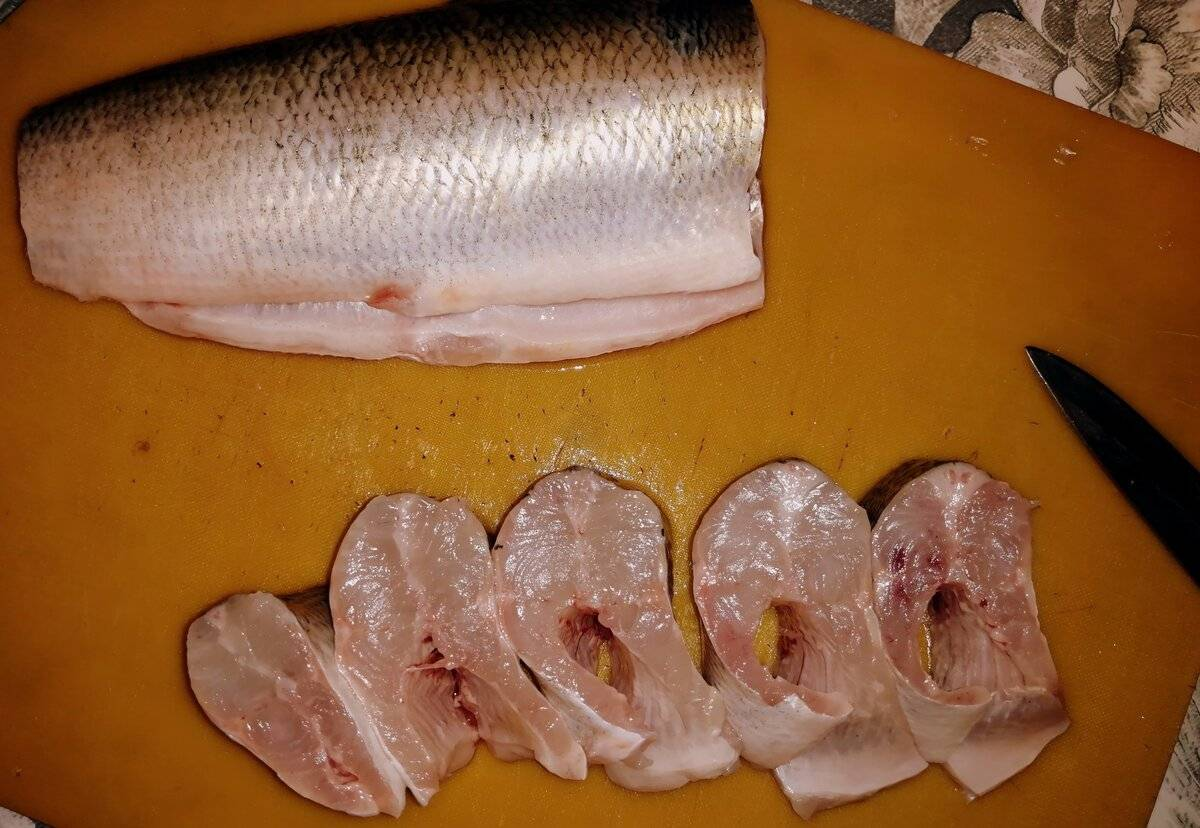 Белая рыба: где ловить рыбу с белым мясом