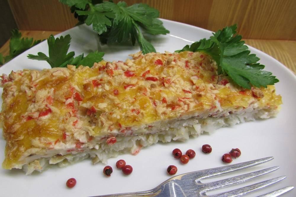 """Классический рецепт рыбы, запеченной под """"шубой"""". рыба в духовке под вкусной """"шубой"""" с овощами"""
