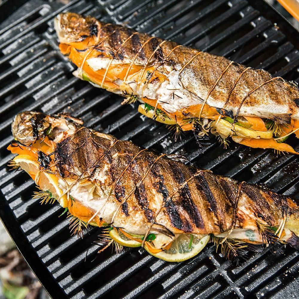 Речной окунь – рецепты приготовления: учимся готовить и подавать рыбу по-королевски