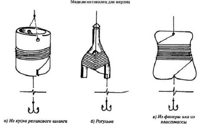Топ-10 вибов для ловли судака зимой