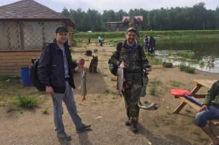 "ᐉ рыболовная база ""воскресенская слобода"" - ✅ ribalka-snasti.ru"