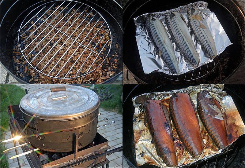 Коптильня для рыбы своими руками: как сделать рыбное устройство для горячего копчения, чертежи