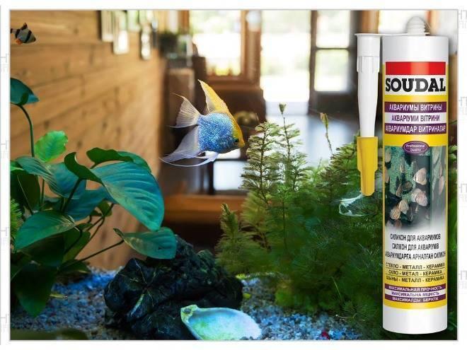 Клей для аквариума (силиконовый герметик): как лучше выбрать, производители, виды, состав, покупка