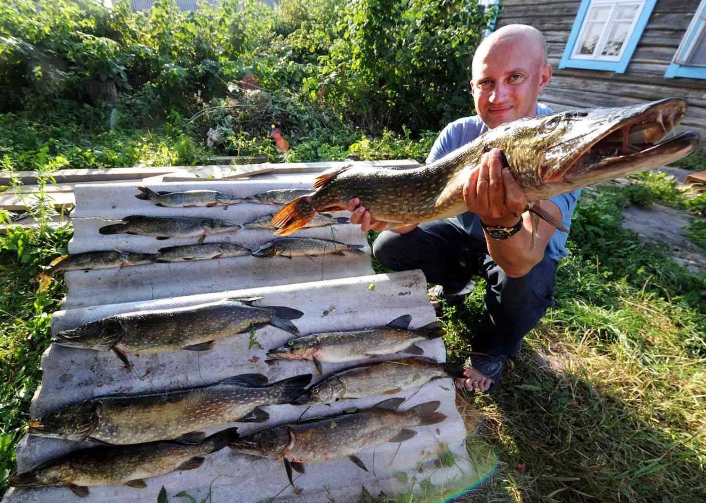 Рыбалка в тверской области   (69) карта рыболовных мест