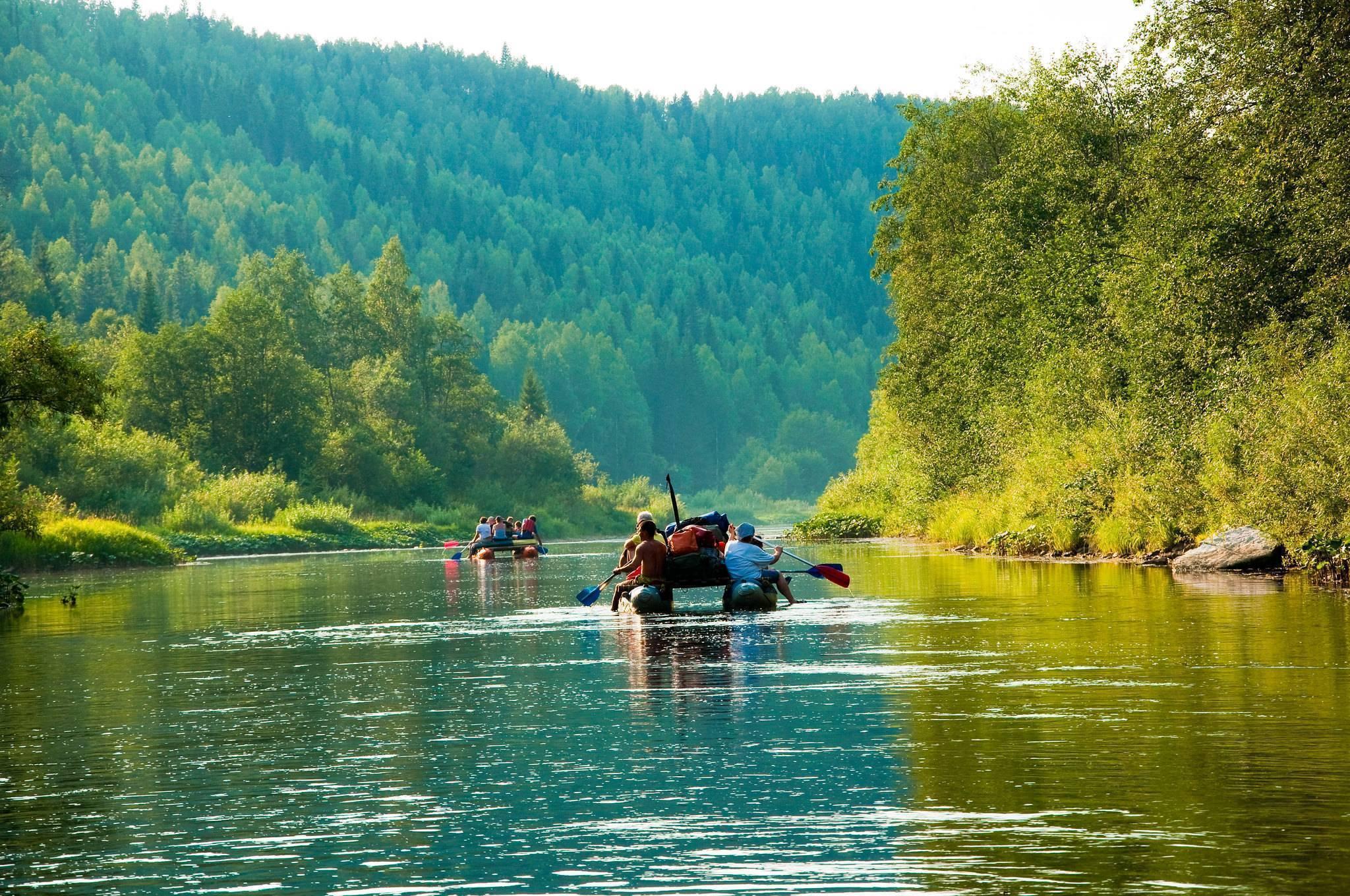 Река косьва: описание, история, сплав, рыбалка, как добраться
