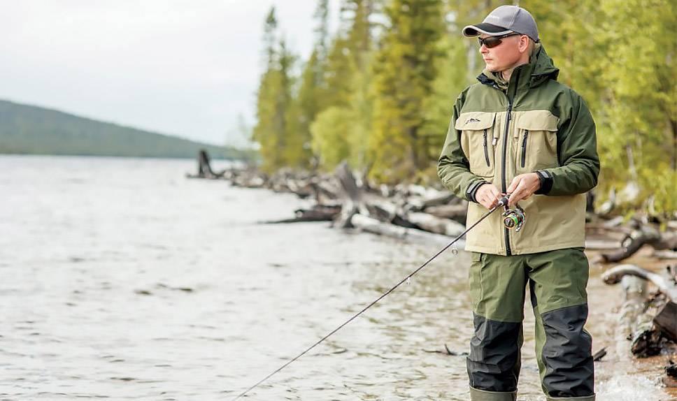Костюм для зимней рыбалки - как выбрать, рейтинг лучших моделей и цена