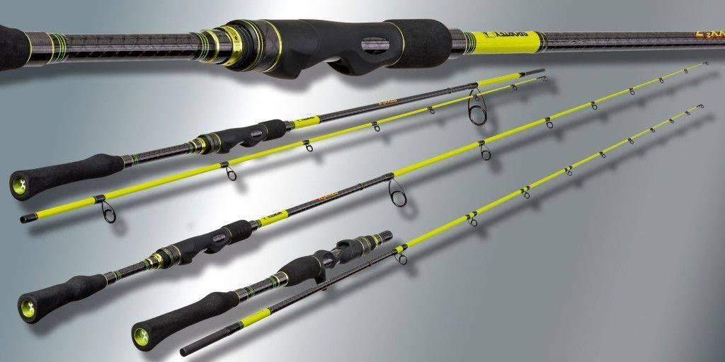 Кастинговые удилища для рыболовов: советы, рекомендации, рейтинг спиннингов
