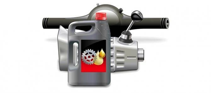 Как проверить масло в редукторе и заменить его при необходимости