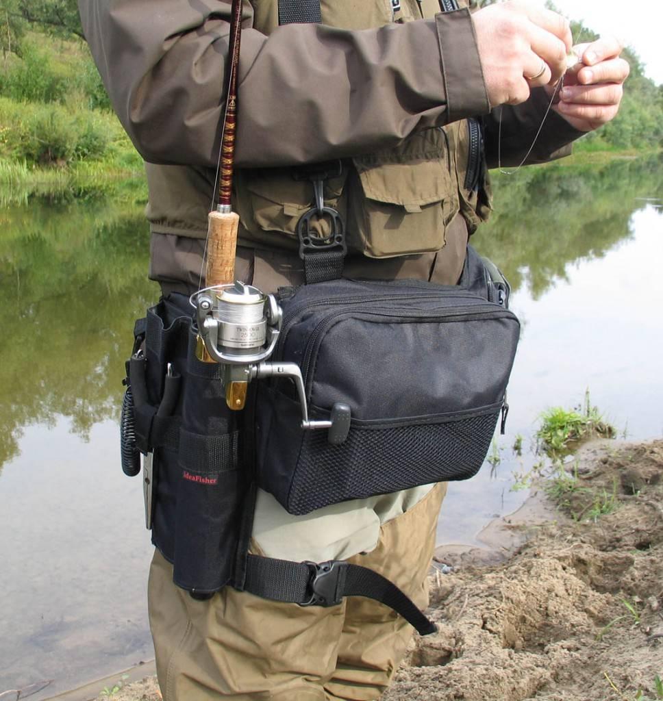 Рюкзак для рыбалки: как выбрать, рейтинг топ-5 лучших моделей