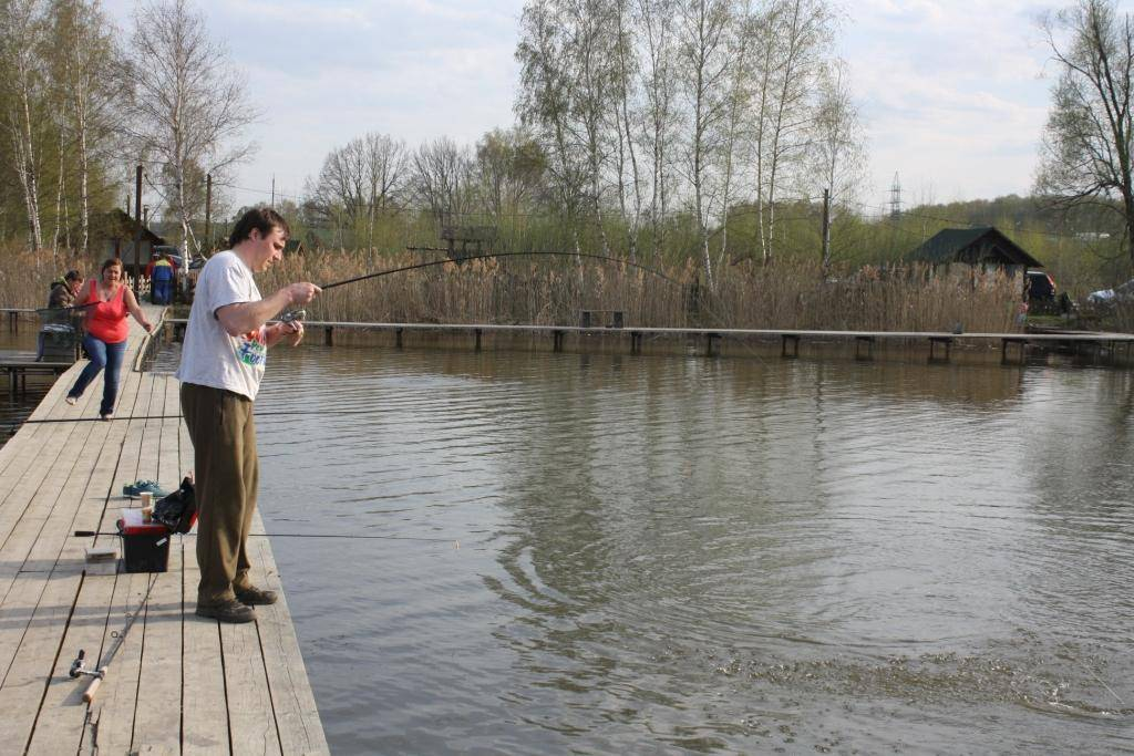 """Рыболовный клуб """"ба!рыбина!"""" в  растуново, московская область: отзывы, цены, фото"""