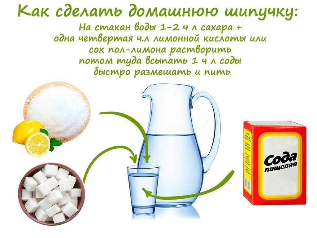 Как использовать лимонную кислоту для похудения?
