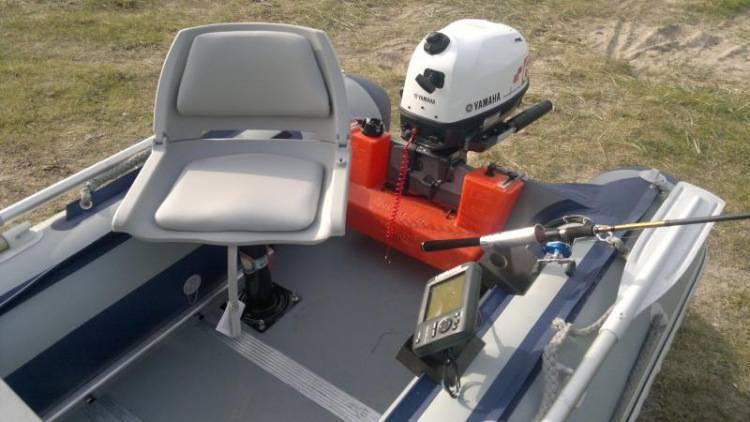 Тюнинг лодки пвх своими руками; судно с мотором или гребное, для рыбалки или отдыха, обеспечение комфорта