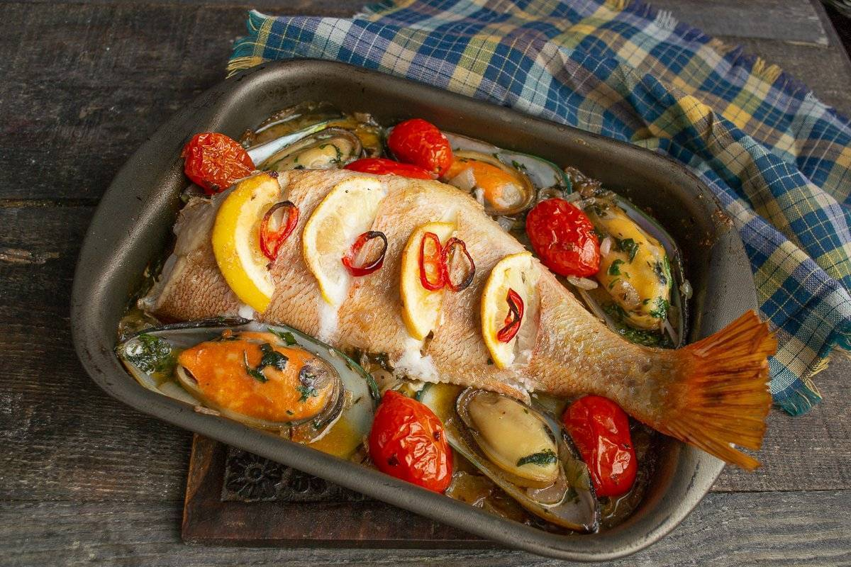 Морской окунь: польза и вред, калорийность, бжу на 100 граммов