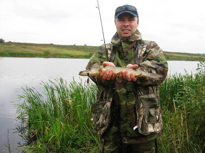 Рыбалка в тульской области — водоемы, рыбы, снасти