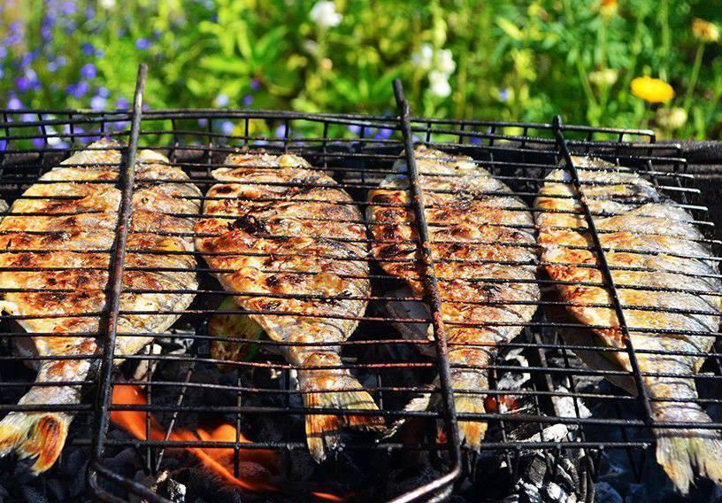 Как приготовить карася на сковороде или в духовке, правильно почистить и разделать рыбу