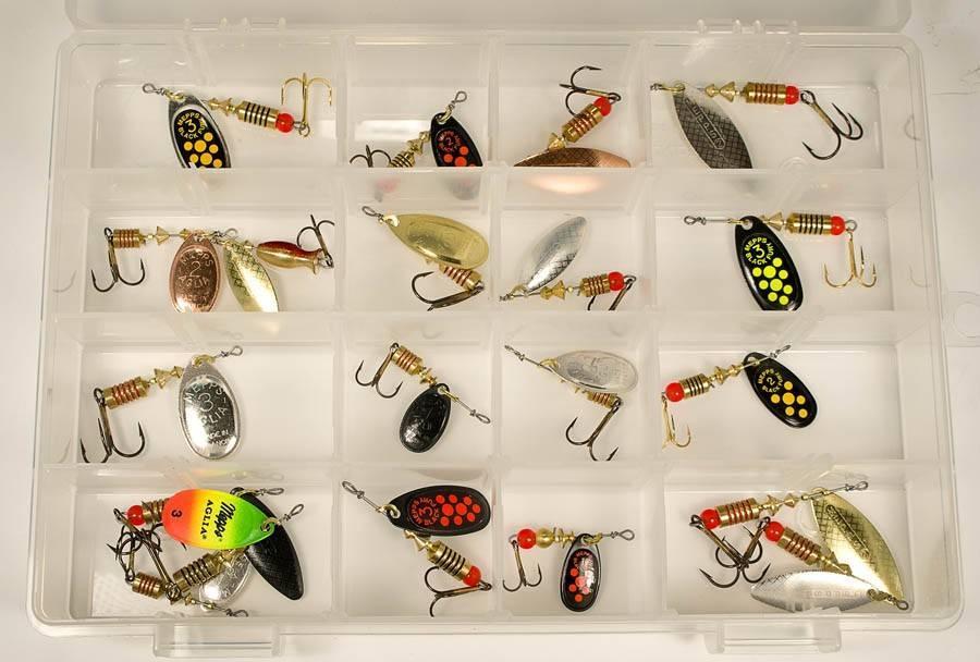 Блесны-вертушки: рейтинг самых лучших и уловистных вращающихся моделей, техника рыбалки