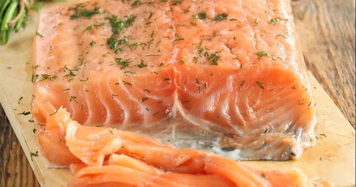 Как вкусно и просто засолить семгу: 14 лучших пошаговых рецептов